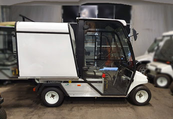 Begagnat elfordon Club Car Carryall 2 LSV 48V liten
