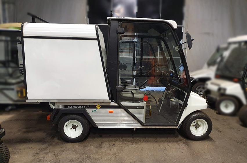 Begagnat elfordon Club Car Carryall 2 LSV 48V stor 1