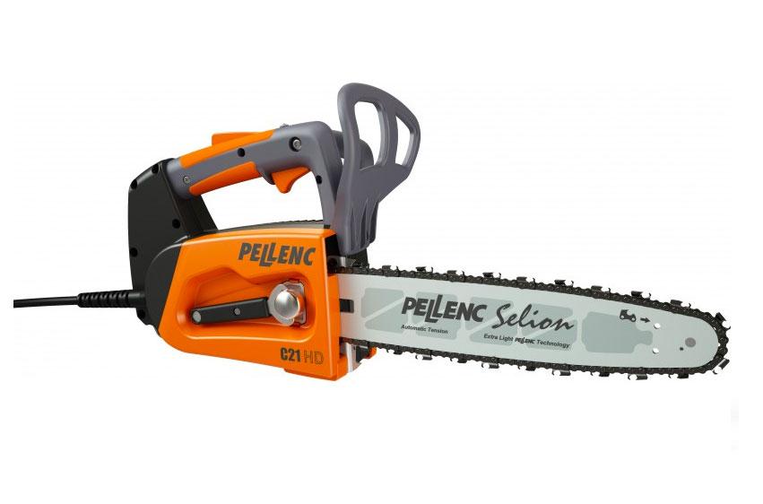 Pellenc Selion C21 HD motorsåg front