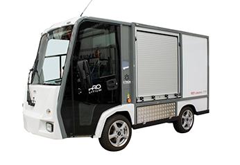 Eldriven transportbil PRO Litium 3800