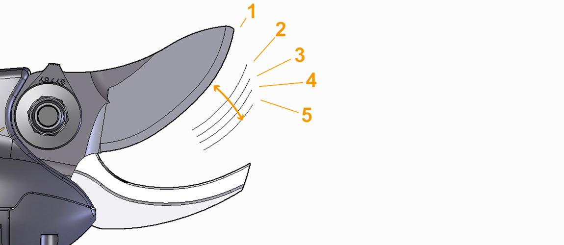 Pellenc Flexibelt användande