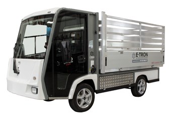 Eldriven lätt lastbil - PRO Litium MAX