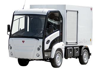 Addax N1 för cityleveranser och last mile