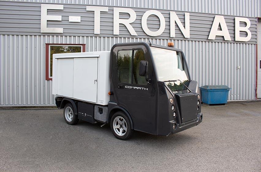 Begagnat elfordon Comart T-Truck 7