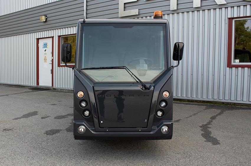 Begagnat elfordon Comart T-Truck 6