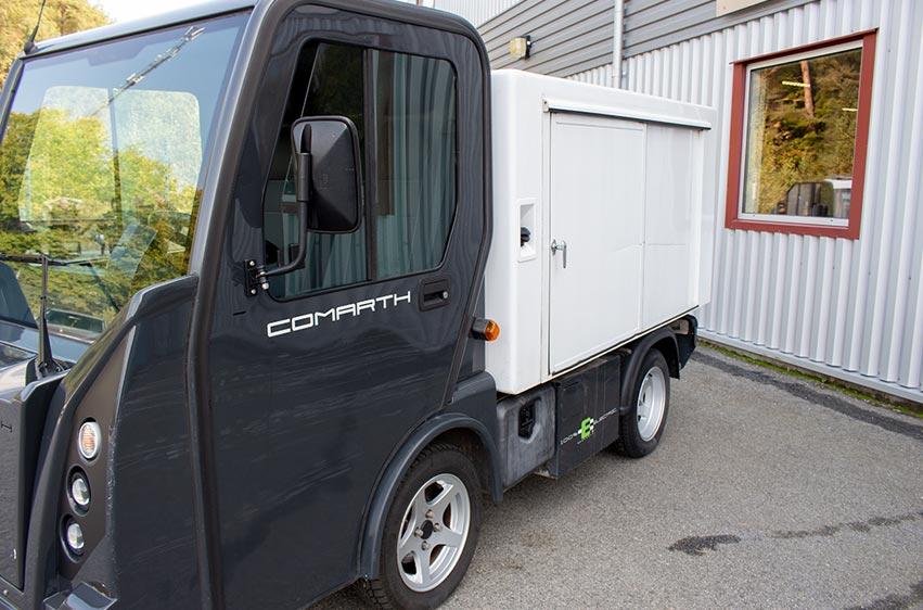 Begagnat elfordon Comart T-Truck 5