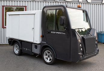 Begagnat elfordon Comart T-Truck 1
