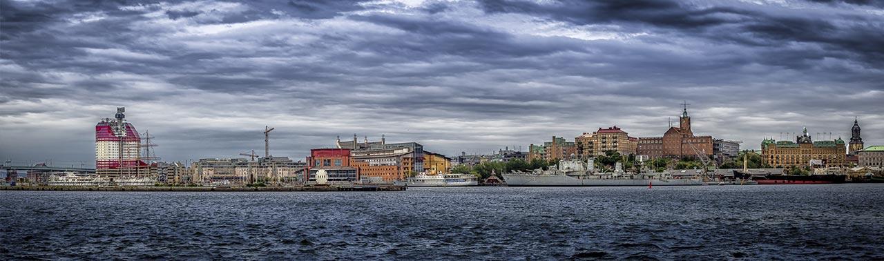 Eldrivna lätta lastbilar och arbetsfordon i Göteborg