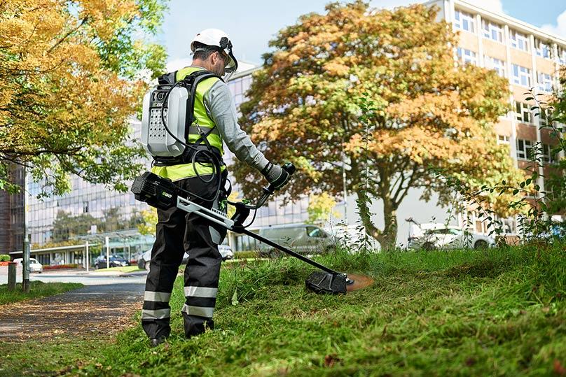 Batteridrivna trädgårdsredskap från EGO Power+