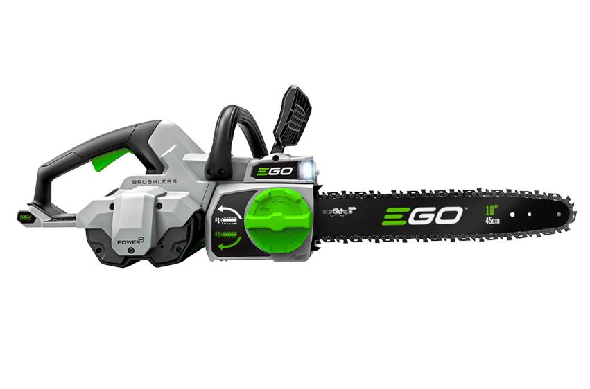 Batteridriven motorsåg EGO POWER+ CS1800E sidan