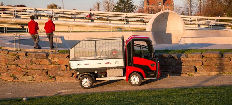 SKL Kommentus ramavtal Elektriska fordon 2020